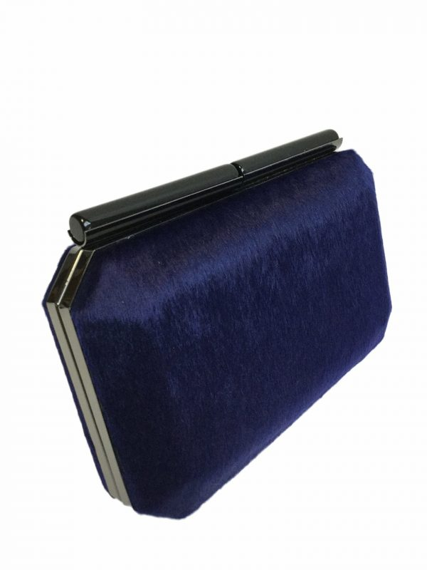 Furry Evening Clutch/Strap Bag - Lunacy Boutique Mad About Fashion
