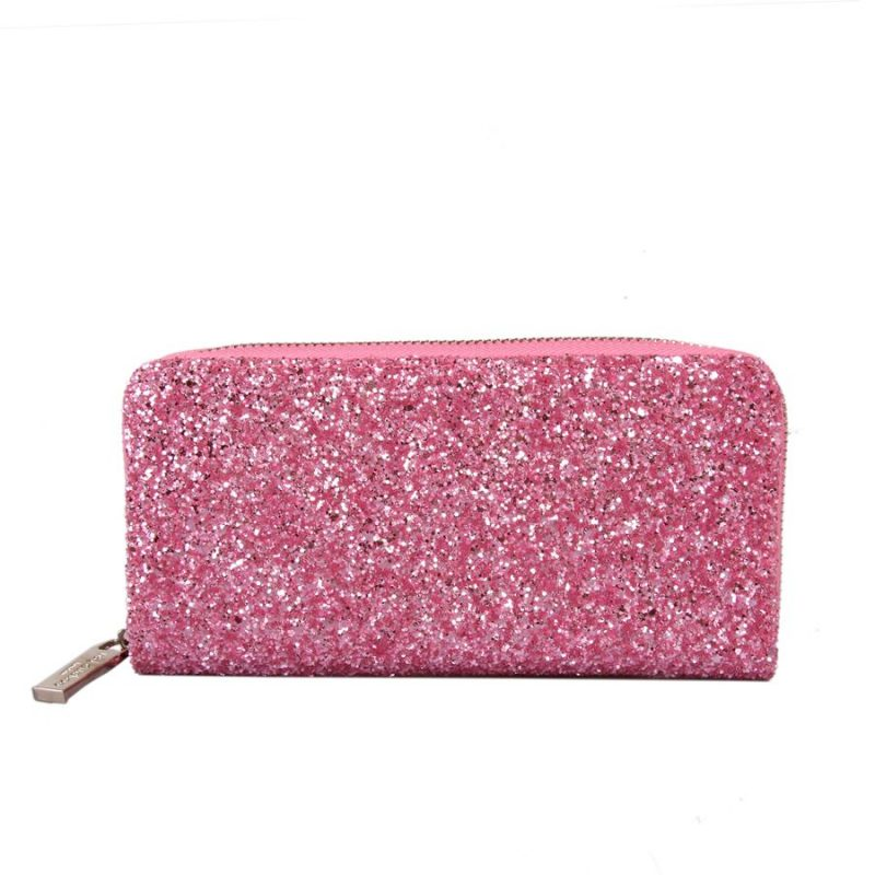 9a438906f08 Hard Glitter Wallet - Lunacy Boutique Mad About Fashion