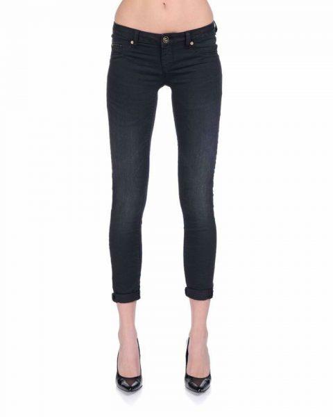 Black Silvian Heach Jeans - Lunacy Boutique Mad About Fashion