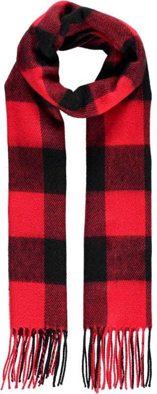 Lumberjack Scarf - Lunacy Boutique Mad About Fashion